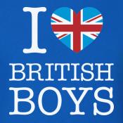 Толстовки с Британией
