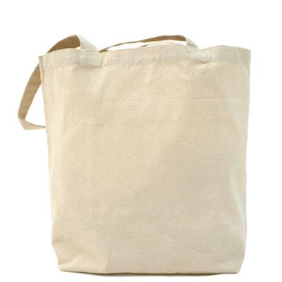 Холщовая сумка христианская.