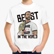 футболка CM Punk.