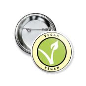 Значок Vegan