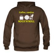 кофе, печенье, рок-н-ролл