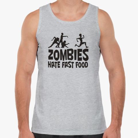 Майка зомби ненавидят фастфуд