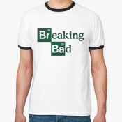 Ringer-T футболка Breaking Bad