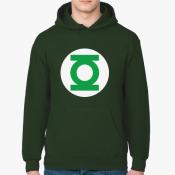 Толстовка Green Lantern