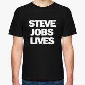 Мужская Steve Jobs lives