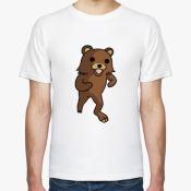 Мужская футболка с Педобиром