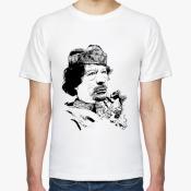 Каддафи футболка