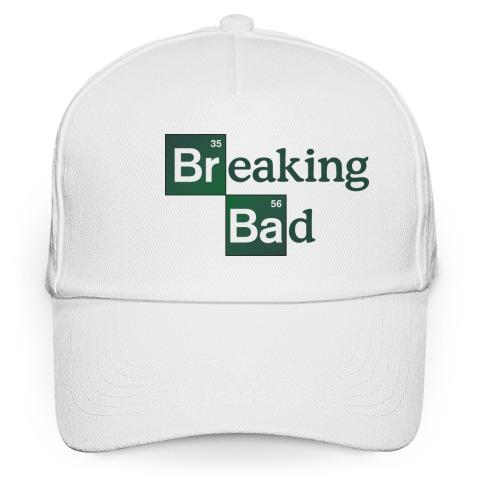 Кепка бейсболка Breaking Bad