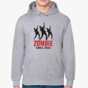 Толстовка Zombie dance crew
