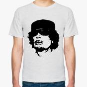 Футболка Каддафи Муаммар