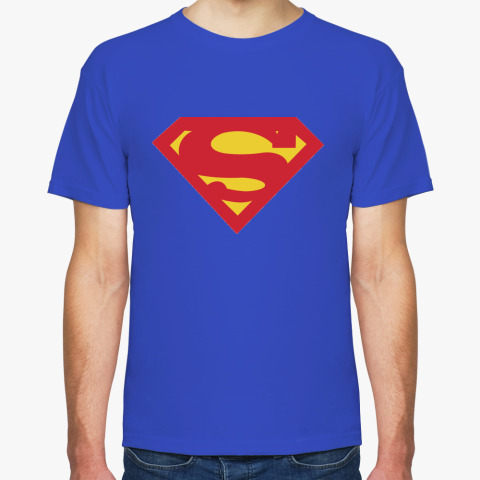 SALE! Футболка - SUPERMAN