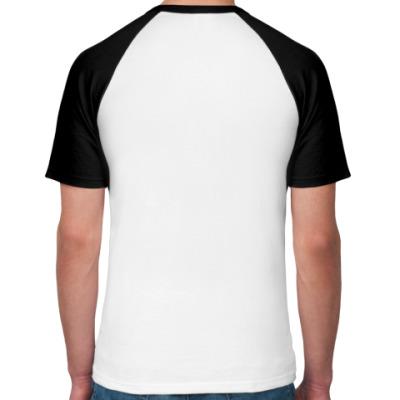 футболка мужская antisocial.