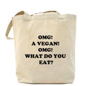 Сумка OMG vegan!