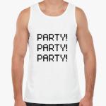 Классический вариант мужской party-майки.  На любой вечеринке вы будете...