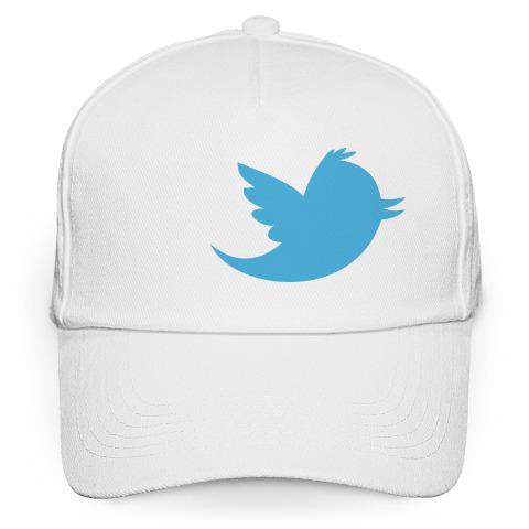 Кепка бейсболка твиттер