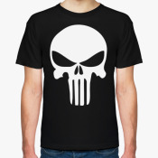 Мужская футболка Punisher