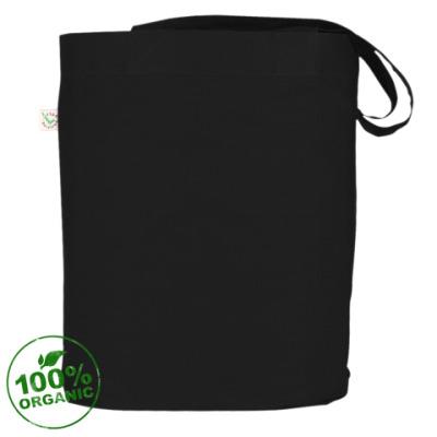 Чёрная сумка Empire Logo.