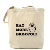 Сумка 'Eat more broccoli'