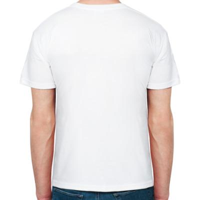 Ислам мужская футболка (бела.