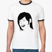 Футболка Подружка Yao Ming-а