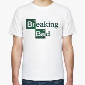 Мужская футболка Breaking Bad.