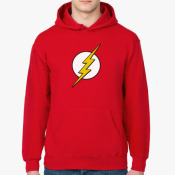 Толстовка The Flash