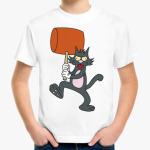 Scratchy Детская футболка.