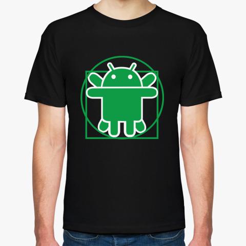 Мужская Витрувианский андроид