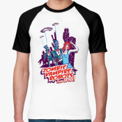 Зомби ZVR футболка