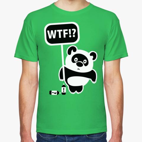 Мужская Винни-панда
