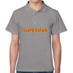 Рубашка поло Superman.