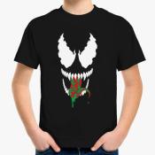 Детская футболка Веном